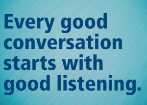 7 Ways to See if You Are a Good Listener