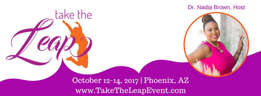 Take the Leap 2017 Header