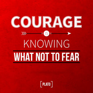 Let's Talk About Courage